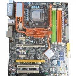MSI P35 Platinum MS-7345 v1.1 LGA775 CrossFire Full ATX Motherboard with BP 2.JPG