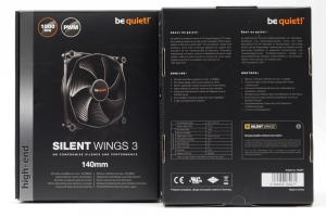 Be quiet! Silentwings 3 140mm