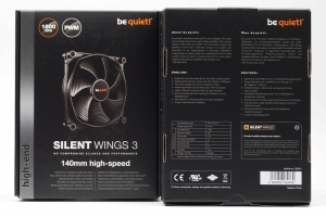 Be quiet! Silentwings 3 140mm High-Speed