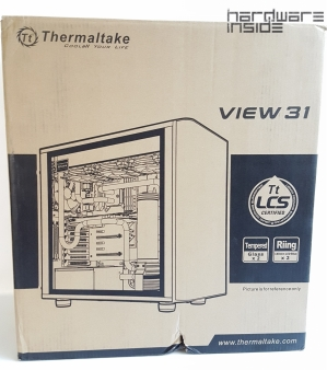 Thermaltake View 31  Tempered Glass