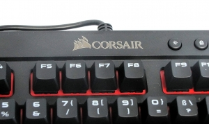 Corsair K63 - Tenkeyless mit Cherry MX Red Switches