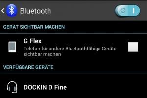 Dockin D Fine Stereo Lautsprecher F 252 R Unterwegs