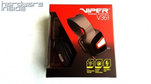 Patriot Viper V361 7.1 Gaming Headset