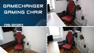 Gamechanger Gaming-Stuhl