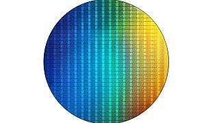 8th Gen Intel Core S-series Wafer