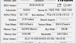 KFA2 GeForce RTX 2060 SUPER EX 8GB [1-Click OC] im Test
