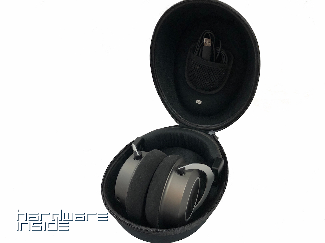 Beyerdynamic AMIRON Wireless Case innen