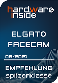Elgato Facecam Award - Spitzenklasse